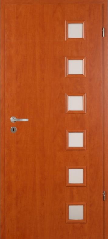 Calvados üveges bejárati ajtó