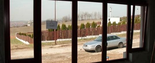 Családi ház nyílászáró beépítés 6