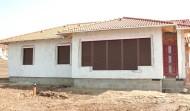 Családi ház nyílászáró beépítés 9